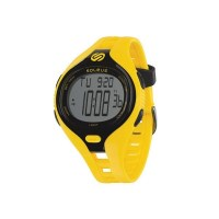 Soleus Dash Large Running Watch - Yellow/Black