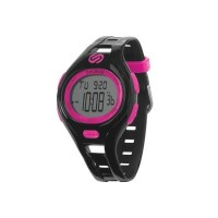 Soleus Dash Small Running Watch - Black/Pink