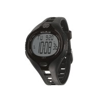 Soleus Dash Large Running Watch - Black